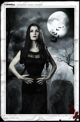 Vampira, Tallee Savage, JenHell