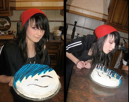Adina Savage 12 yrs old