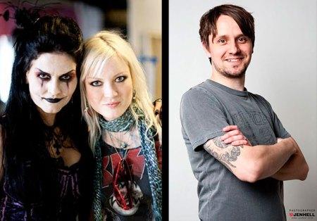 Tallee, Nikki Wikked & Jerker Josefsson