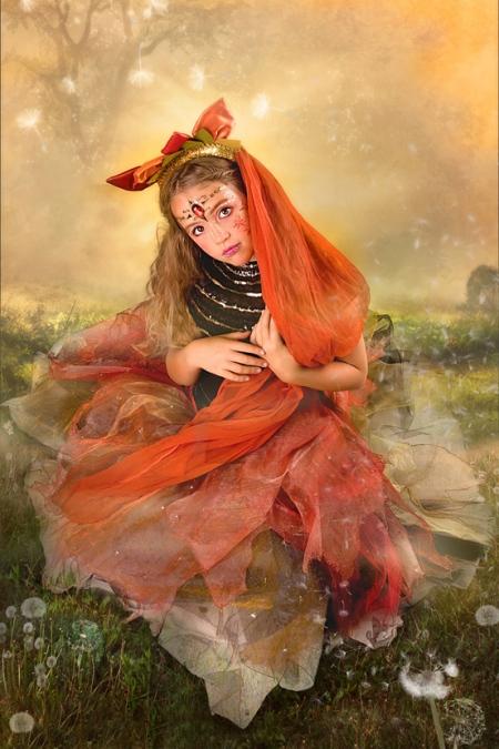 Elizia Savage, Troll Princess