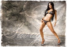 Sinful Bikini, Affliction