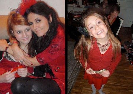 Adina, Tallee & Elizia