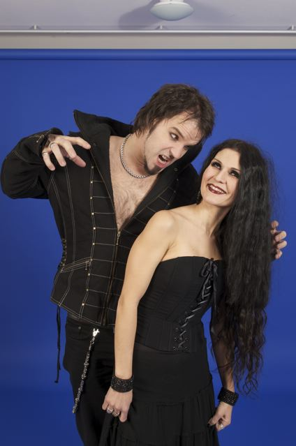 Vampire, Tallee Savage, Mattias Wilmenius, Behind the scenes