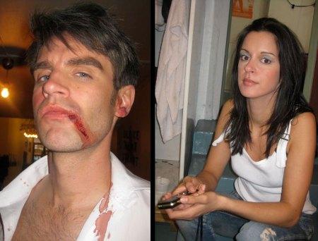 Isabel Munshi, Savage Beauty Make up, Dundertåget