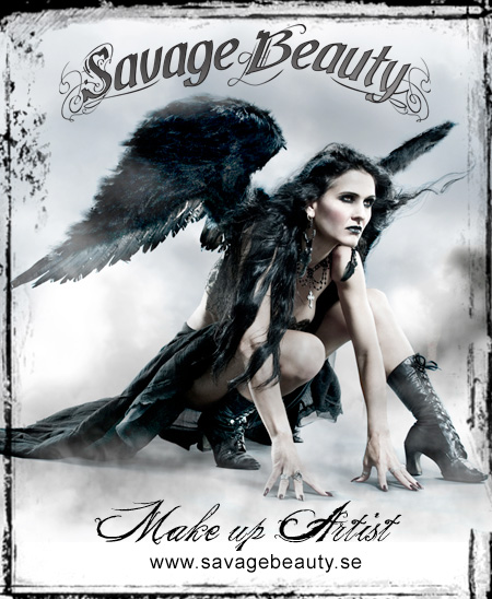 Savage Beauty - Make up artist