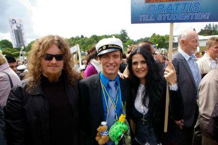 Fredrik, Tim, Tallee