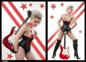 Lisa Red Punk, JenHell, Savage Beauty Make Up