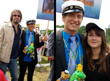 Mattias, Tim & Adina