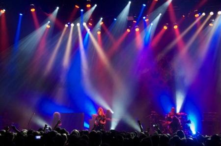 Opeth Live in Cirkus Arena, Stockholm