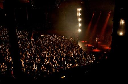 Opeth @ Cirkus Arena, Stockholm