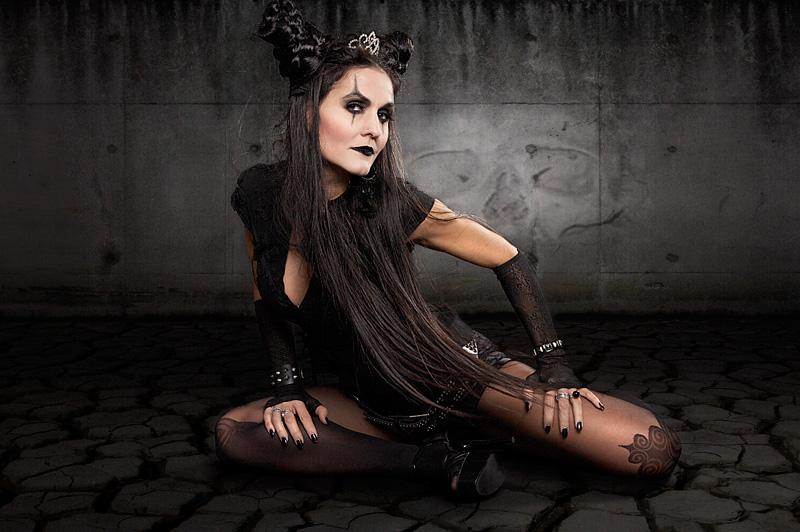 Dark Princess Makeup Princess of Darkness