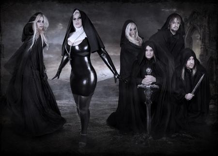 Metalnun Promo pic