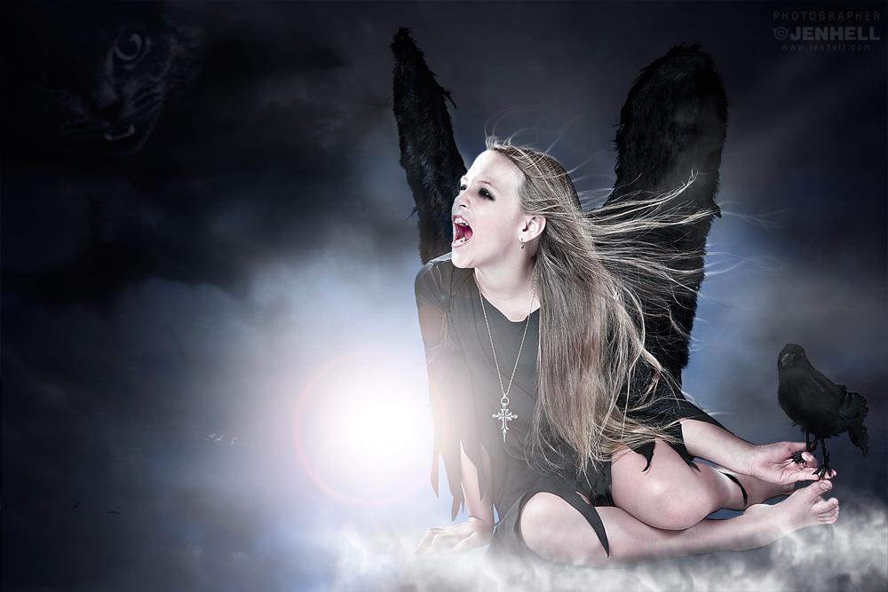 Little Black Angels