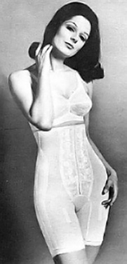 Not only our mothers wore these formidable panty girdles. The trend goes  back further as the girdles were considered essential garments by many  women from ... c4b5a7469