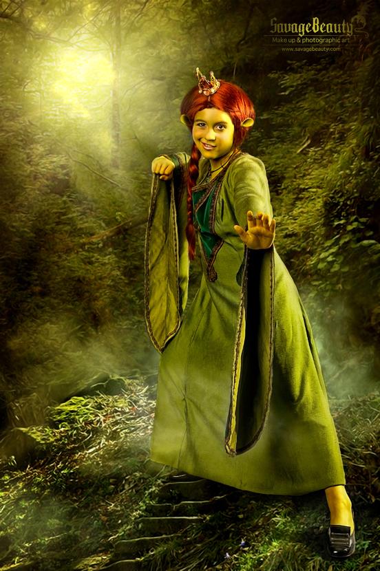 Princess Fiona | Savage Beauty Blog