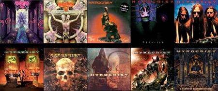 Hypocrisy-Discography