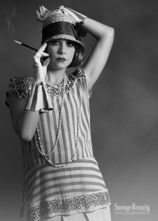 1920's Fashion | Savage Beauty Blog