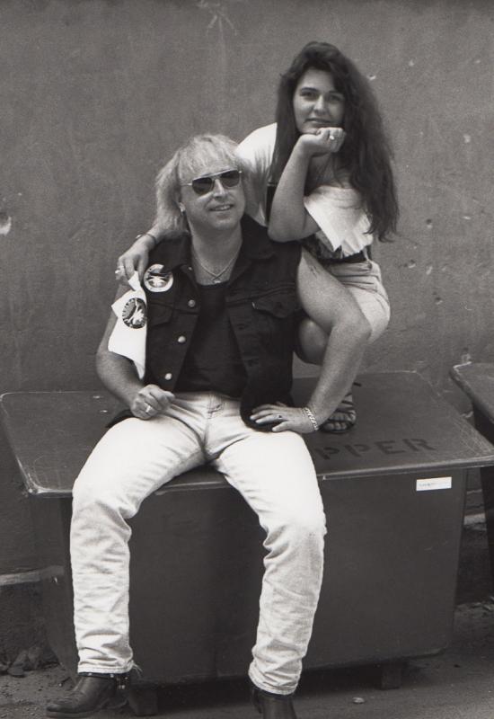 Ludde Lindström - Tallee Savage 1993