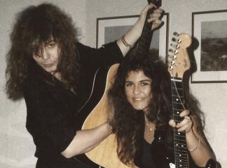 Yngwie Malmsteen, Tallee Savage, 1987